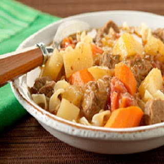 Stovetop Irish Beef Stew