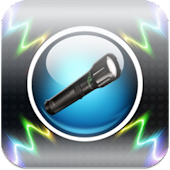 Bright flashlight & strobe