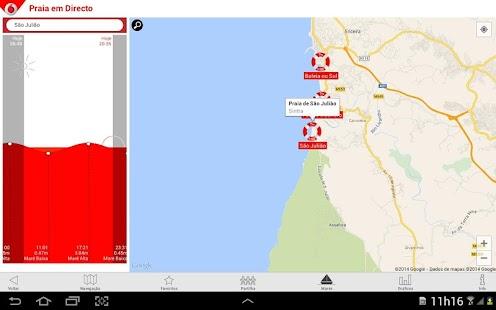 Praia Directo FundaçãoVodafone - screenshot thumbnail