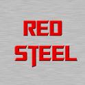 Red Steel Keyboard Skin icon