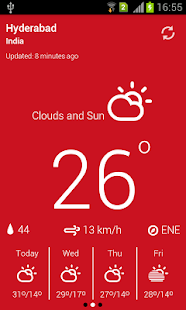 Weather Neue- screenshot thumbnail