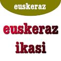Euskeraz ikasi logo
