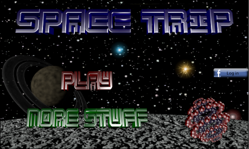 Space Trip - screenshot