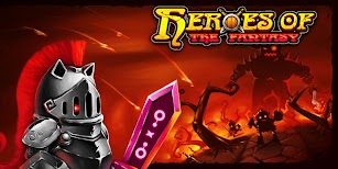 Heroes Of The Fantasy screenshot for Android