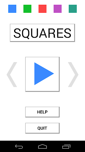 Squares: The Puzzle Game