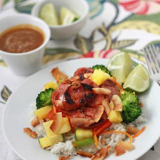 Coconut-Ginger Rice (GF, Vegan)