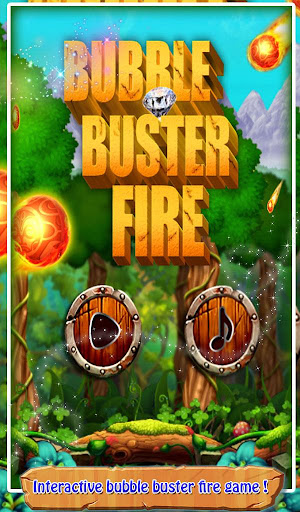 3D Bubble Buster Fire