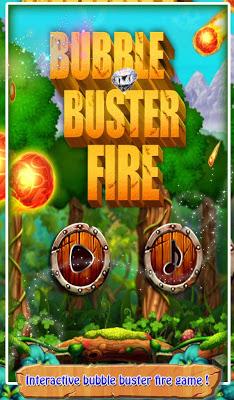 3D Bubble Buster Fire - screenshot