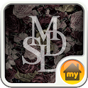 MURDERLICENSE-SKULL ROSE Theme icon