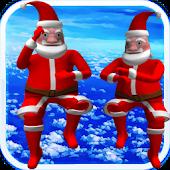 Dance Santa Claus Gangam Style