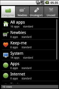 AutoAppOrganizer Full (ticket)- screenshot thumbnail