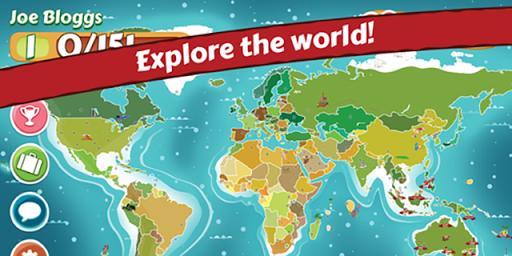 World Trekker Travel Quiz Game