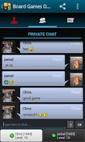 Screenshot of Board Games Online