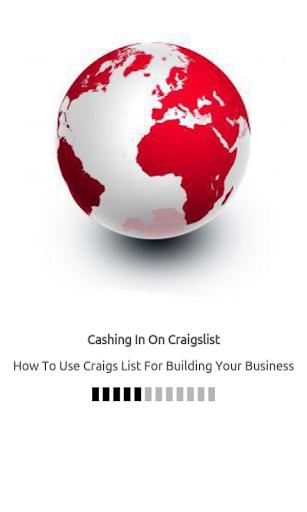 Cashing In On Craigslist