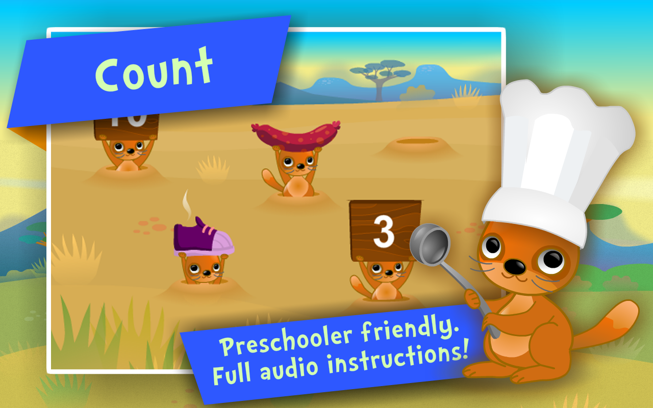 Numbers & Addition! Math games - screenshot