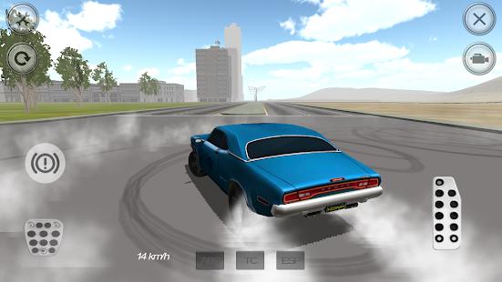 Retro Car Driving 3D
