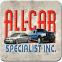 All Car Specialists icon