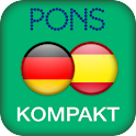 PONS CONCISE German<>Spanish logo