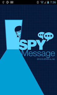 SPY Message: miniatura de captura de pantalla