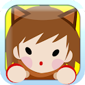 KAKAO Theme_Pet woman icon