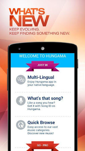 Hungama Music: Bollywood Songs
