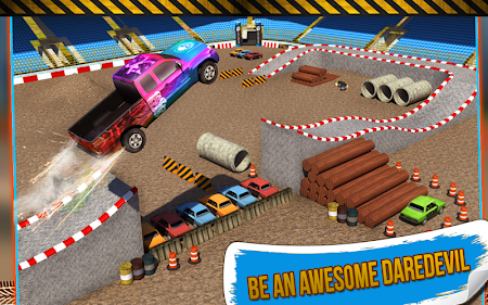 4x4 Monster Truck Stunts 3D 1.8 screenshot 641612