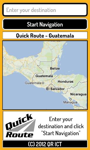 Ruta Rápida Guatemala
