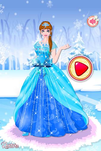 Winter Princess Makeover