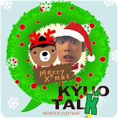 Kyuo Winter Theme (Kakao Talk)