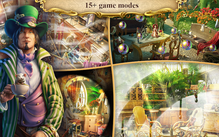 android Alice in the Mirrors of Albion Screenshot 13