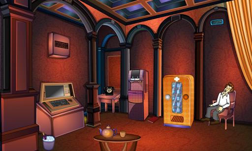 476-Haunted Hotel Escape