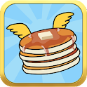 Flappy Pancakes - A Happy Game icon