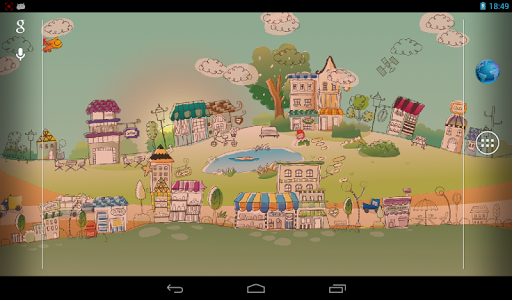 Hand-Drawn City Wallpaper PRO v1.4
