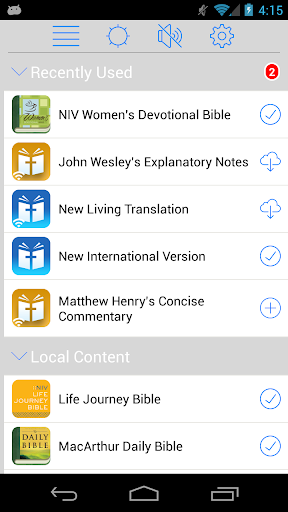 玩免費書籍APP|下載NIV Women's Devotional Bible app不用錢|硬是要APP