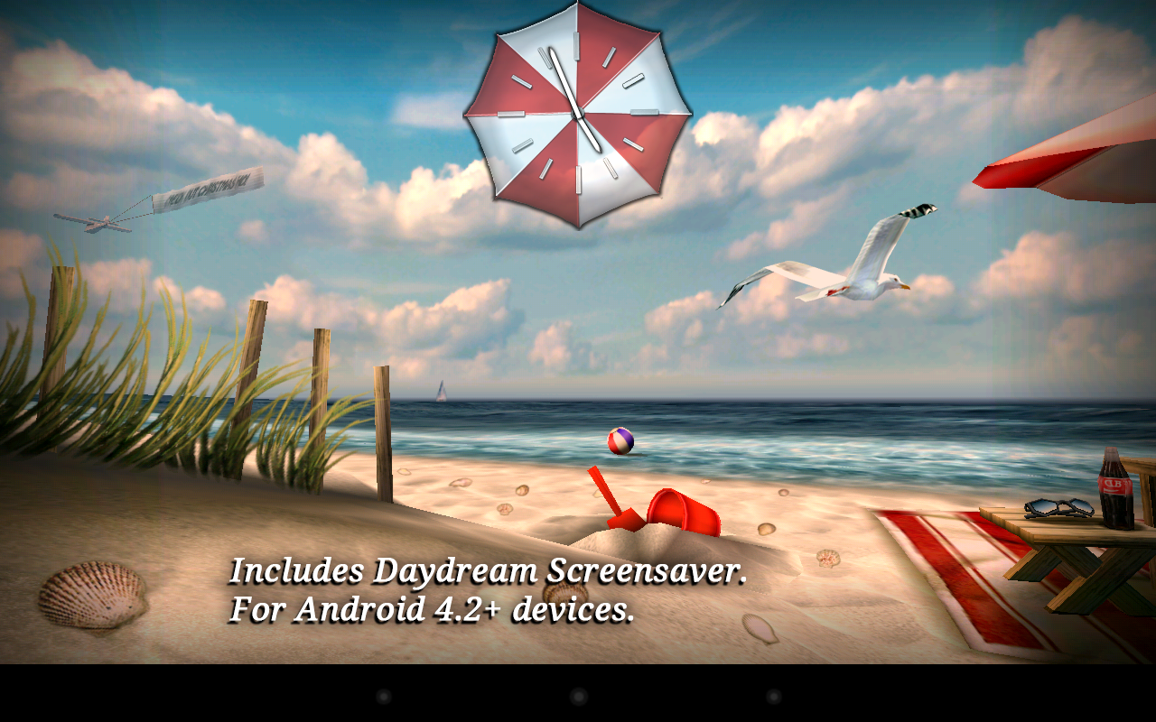 My Beach HD screenshot #8