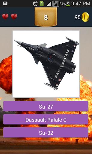 Air Force Combat Trivia