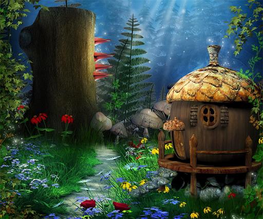 【免費個人化App】Fairy Tale Live Wallpaper-APP點子