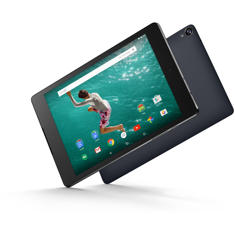nexus 9 16gb wi fi indigo black for movers and makers nexus 9 is the