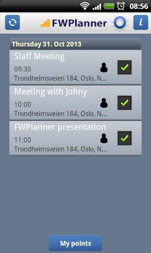 FunkWeb Planner
