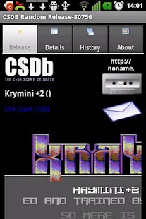 CSDB Random release - screenshot thumbnail