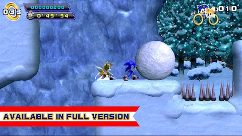 Sonic 4 Episode II THD Lite Screenshot 6