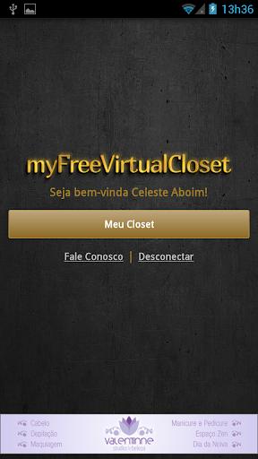 myFreeVirtualCloset