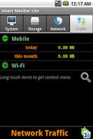 Screenshot of SmartMonitor Lite