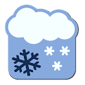 Meteor (Weather) – Snow report logo