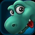 Talking Dinosaur (☠Killer☠) logo