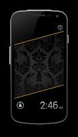 Screenshot of SL Theme Luxury