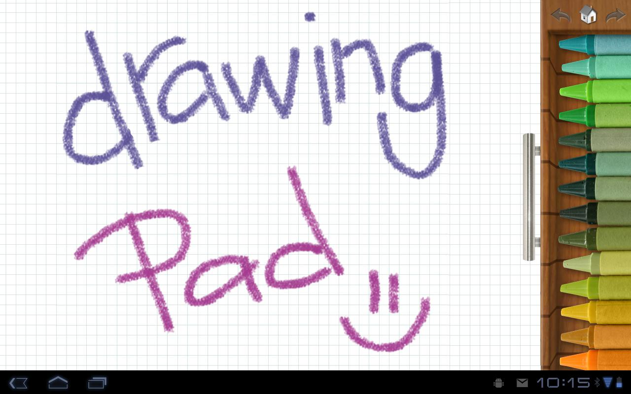 Drawing Pad- screenshot
