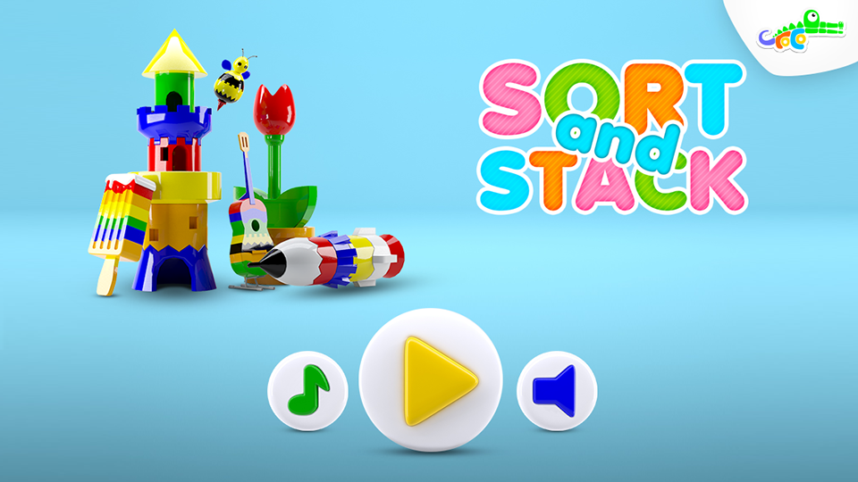 Sort and Stack- screenshot