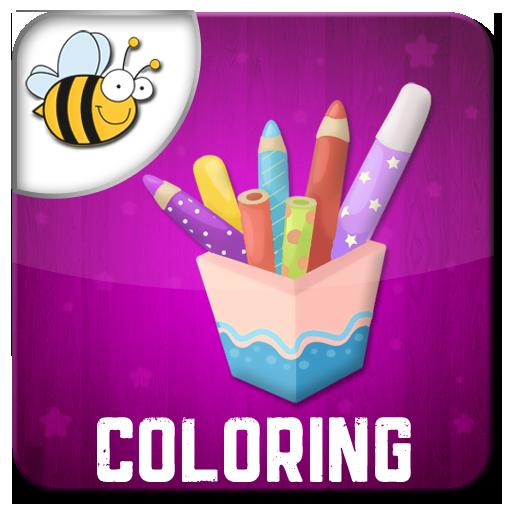 兒童彩圖 教育 App LOGO-硬是要APP
