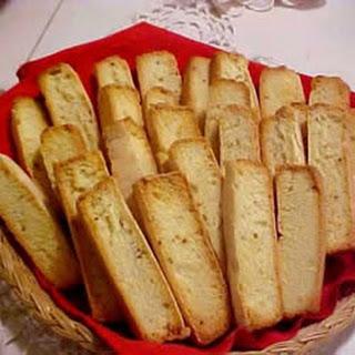 Italian Anise Toast